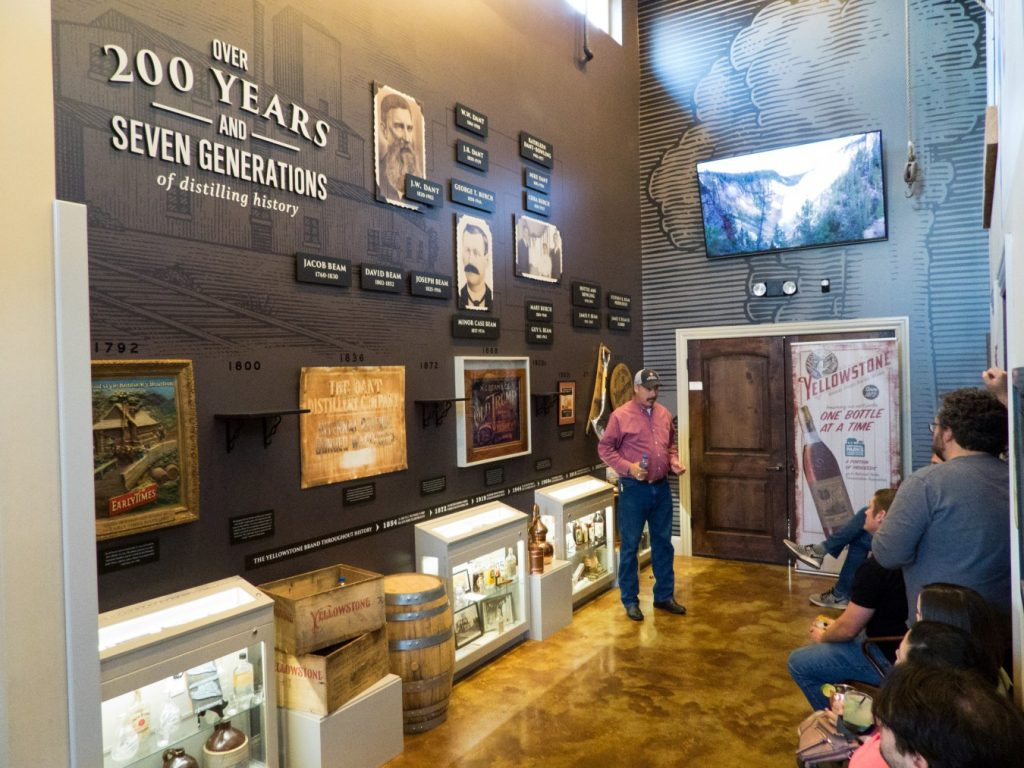 History of Bourbon comes alive in Limestone Branch Distillery