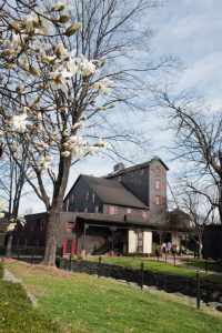 Our Bourbon Trail experience includes Maker's Mark Distillery