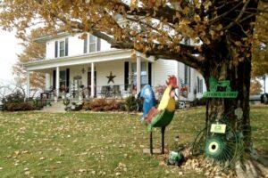 The Farmhouse - Rental in Lebanon Kentucky