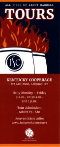 Kentucky Cooperage Brochure