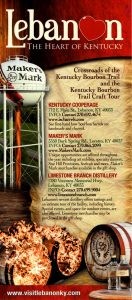 Lebanon the Heart of Kentucky Brochure