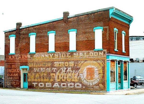 The Sunny Side Saloon, Lebanon Kentucky