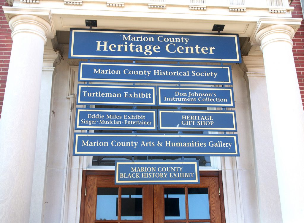 Marion County Historical Society Lebanon Kentucky